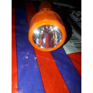 Mini Pocket LED Torch With 3 button Batteries to use