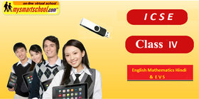Class FOURTH (IV Th) -ICSEBoard  .UG Pen Drive Course-