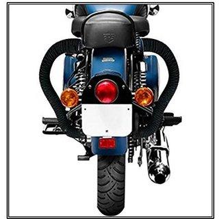 KROGGER Bullet Bike Rear Leg Guard Rope A1 Quality Stylish Back Side Leg  Crash Guard