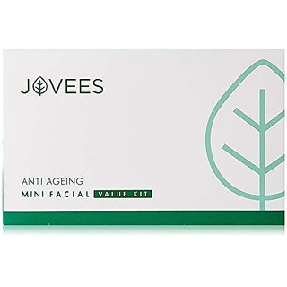 Jovees Mini Anti Ageing Facial Value Kit