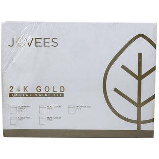 Jovees Mini 24 Carat Gold Facial Value Kit