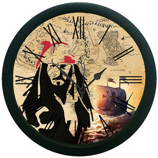 Buy ae world map 3d wall clock with glass 12 inches online get ae world map 3d wall clock with glass 12 inches gumiabroncs Image collections