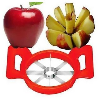 Unbreakable Plastic Apple Cutter/Slicer By Assessories4u
