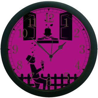 meSleep Boy Wall Clock (With Glass)