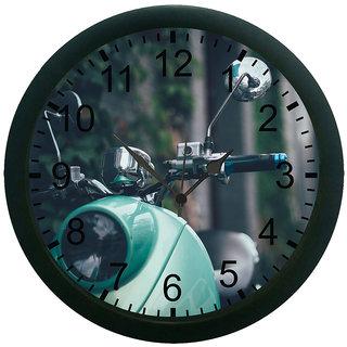 meSleep Bike 3D Wall Clock (With Glass)