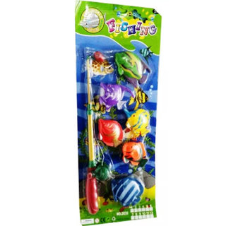 HO BABY Electric Magnetic Fishing Game With The Music Lights SE-ET-143
