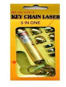 Laser Light Key Chain Pointer