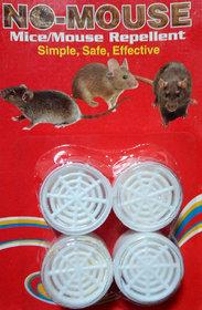 Rat Repellent Balls - Pack Of 4