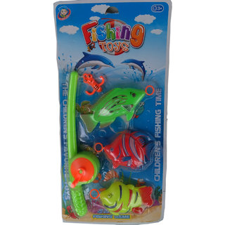 OH BABY FISHING SET SET Multicolor Baby (Set Of 4) SE-ET-160