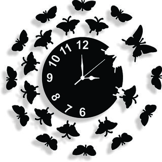 ENA DECOR WALL CLOCK DECOR035
