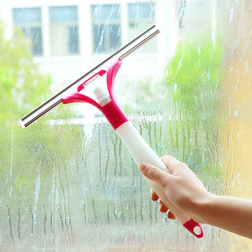 Wellbeing Within Magic spray glass cleaning wiper for Car and house windows (Multicolor)