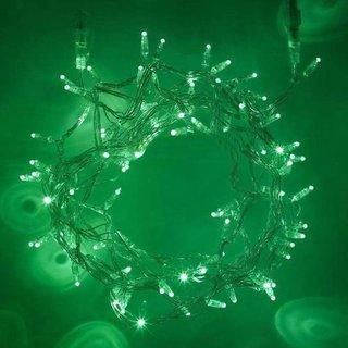 Finest Quality Green 30 Feet Rice Ladi/String Light For Diwali,Xmas,,Gurupurab,Birthday Party