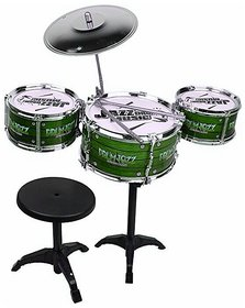 OH BABYBABY The New And Latest Jazz Drum Set For Kids With 3 Drums And 2 Sticks SE-ET-174