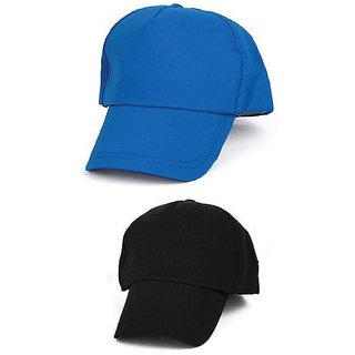 Oshop Trades Set of 2 Assorted Colour Caps