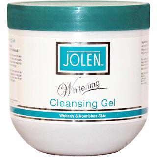 Jolen Whitening Cleansing Gel - 500 gm