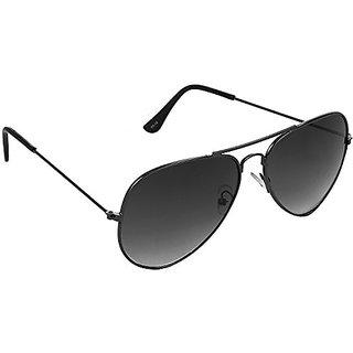 Hrinkar Grey Mirrored Sports Full Rim Unisex Sunglasses