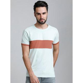 Dillinger Men's Green Round Neck T-Shirt