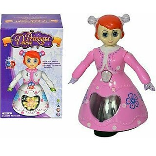 OH BABY MUSICAL POWER WITH Doll Toy Clever Baby Laugh Music Dance Learn Crawl Funny Toy PINK COLOR SE-ET-179
