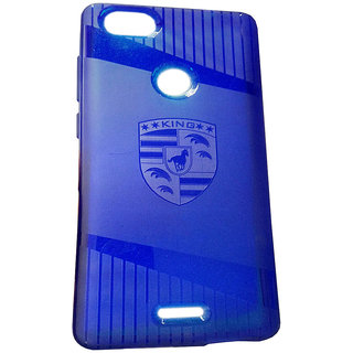 Micromax Canvas Infinity Life Back Cover-Praksh Back Cover HD Soft , (BlUE)For Micromax Canvas Infinity Life by Praksh
