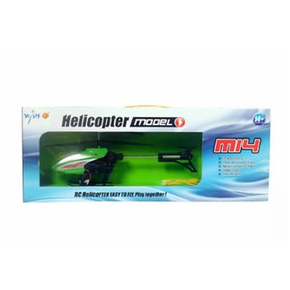 OH BABY Flyers Bay Max Nano 3.5 Channel Helicopter SE-ET-182