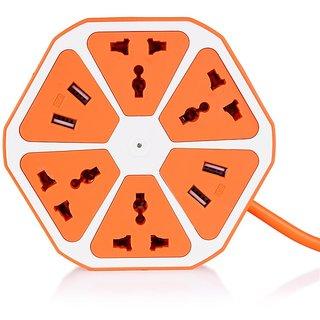 Hexagon 4 USB port Extension Board