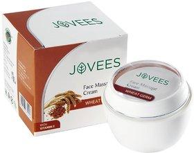 Jovees Wheatgerm With Vitamin E Face Massage Cream 50g