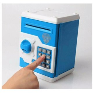 OH BABY Toys Money Safe Kids Piggy Savings Bank with Electronic Lock SE-ET-197