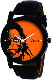 Gen-Z heavy dial Hanuman watch for men