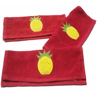 Lakshmi Trader Kitchen Towels Pack of 6 (2 in 1 scrubber and dish cloth)