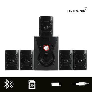 TT301 5.1 Multimedia speaker system  Connectivity Usb  aux  Bluetooth  FM  memory card  remote control