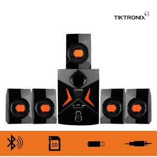 TT302 5.1 Multimedia speaker system  Connectivity Usb  aux  Bluetooth  FM  memory card  remote control