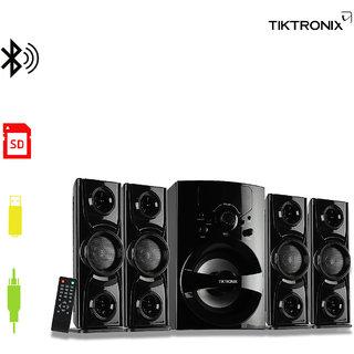 TT306 4.1 Multimedia speaker system  Connectivity Usb  aux  Bluetooth  FM  memory card  remote control