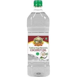 Aditha Cold Pressed Coconut Oil