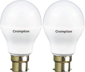 Crompton 14-Watt B22 Base LED Bulb (Pack of 2, Cool Day Light)