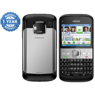 Nokia E5-00/Good Condition/Certified Pre Owned (1 Year WarrantyBazaar Warranty)