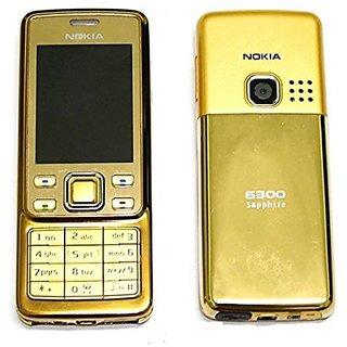 Refurbished Nokia 6300 (1 Year Warrantybazaar Warranty)