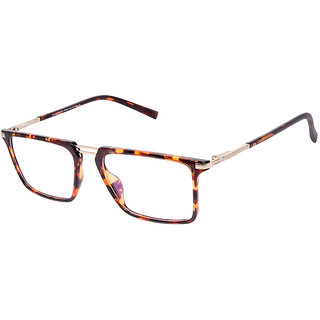 David Blake Tortoise Brown Wayfarer Full Rim EyeGlass