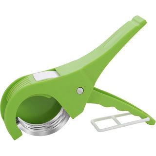 Kitchen Idol Premium Vegetable Cutter - Green