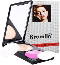 Kremlin Compact With Blush 28gm