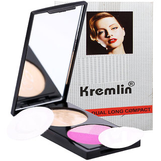 Kremlin Compact With Blush 28gm
