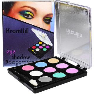 Kremlin Sheer Eye shadow 9 elegant Shades 12gm