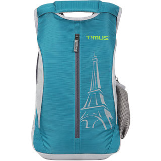 Timus Class 14 Litres College Backpack(Ocean Blue) Bag