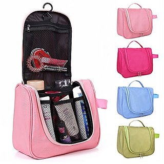 Buy S4D Toiletry Bag Kit Travel Organizer Cosmetic Bags Makeup Bag Toiletry  Kit Travel Bag Travel Toiletry Bag Online - Get 33% Off 201186245bd3e