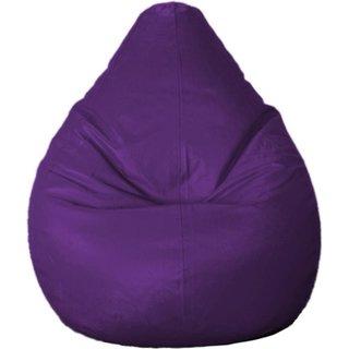 Buy Caddyfull Xx Large Bean Bag Cover Black Online Get 75 Off