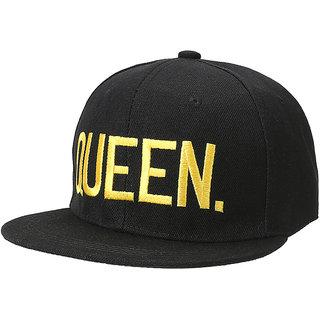 b15ee65a7f7 Buy Queen Embroidered Hip Hop Designer Cap By Treemoda Online - Get 46% Off