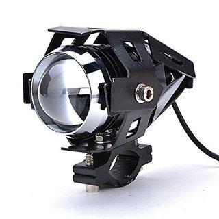 KunjZone cree Fog Light Spotlight Universal Bike LED Fog Lamp Headlight 1 Pc