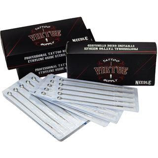 Virtue Round Liner Tattoo Needles (Pack of 50) (1203RL)