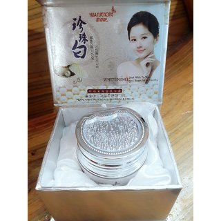 Pearl whitening regeneration freckle cream