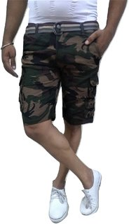 Timbre Men's Multicolor Shorts