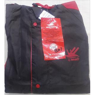 ZEEL Mens Reversible Raincoat XXL Size For 36-38 Weist)